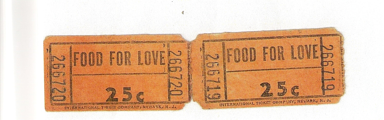 Food for Love Tickets
