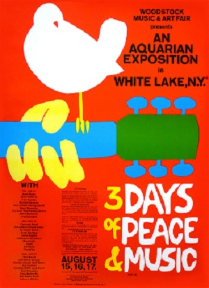 The Woodstock Poster