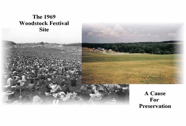 Woodstock: Then and Now